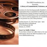 Premiere flyer